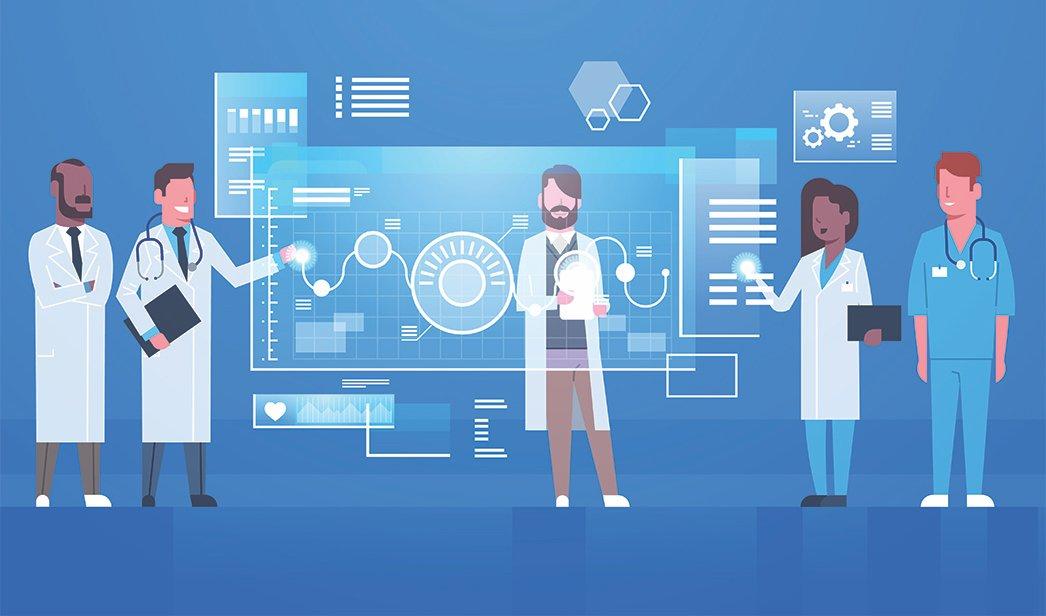 Практическое применение технологии блокчейн в сфере медицины и здравоохранения
