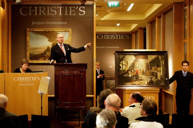 Christie's выставит на акцион предмет искусства, вдохновленный историей биткоина