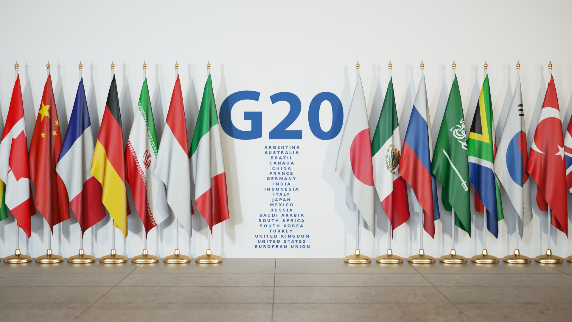 Китай призвал «Большую двадцатку» быть открытой к национальным цифровым валютам