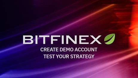 Bitfinex запустила демо-счета для пользователей