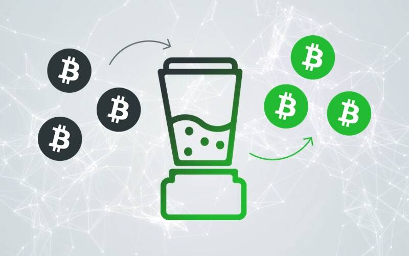Аналитики Bitfury зафиксировали резкий рост популярности биткоин-миксеров