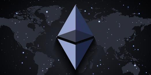 Цена Ethereum впервые достигла уровня $1541