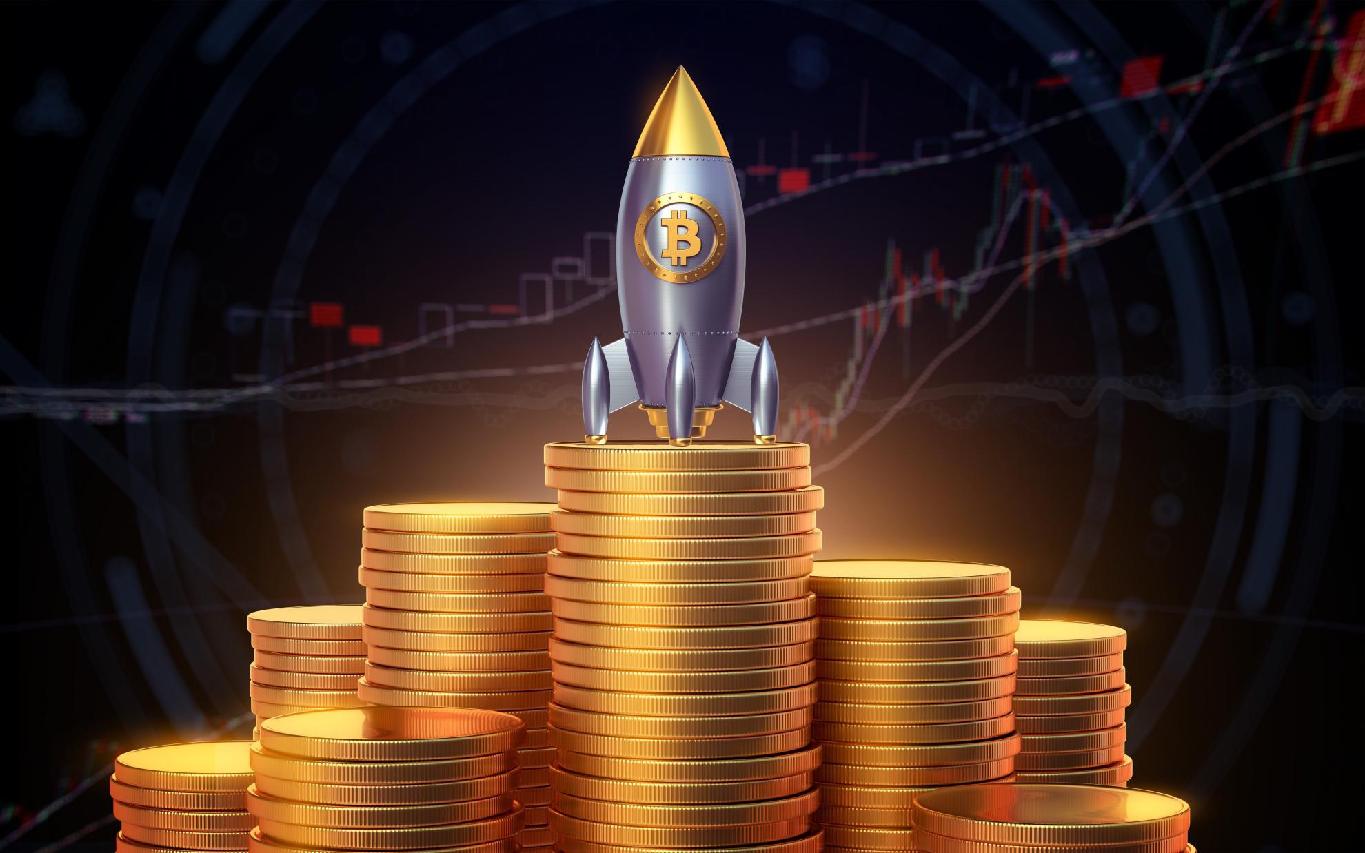 Число крупных держателей биткоина возросло на 38%