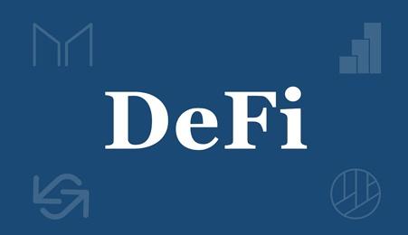Открытый интерес к DeFi проектам достиг отметки свыше $2 мрлд.