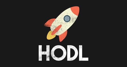 Легендарному биткоин-мему HODL (стратегия «покупай и держи») исполнилось семь лет