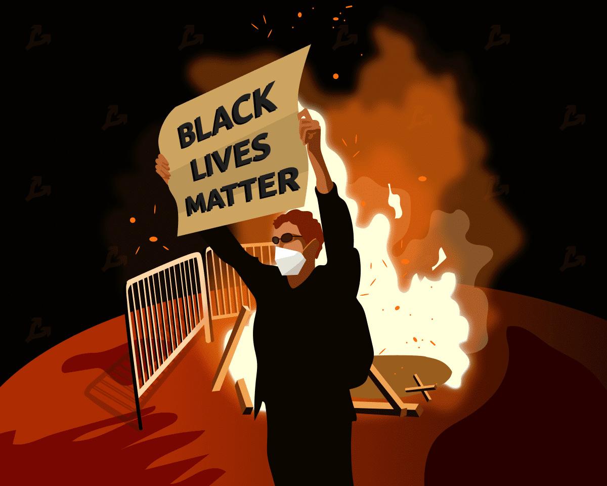 Исаии Джэксон призвал протестантов из США к покупке биткоина