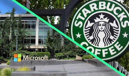 Starbucks воспользуется блокчейн-решением Microsoft для отслеживания поставок кофе