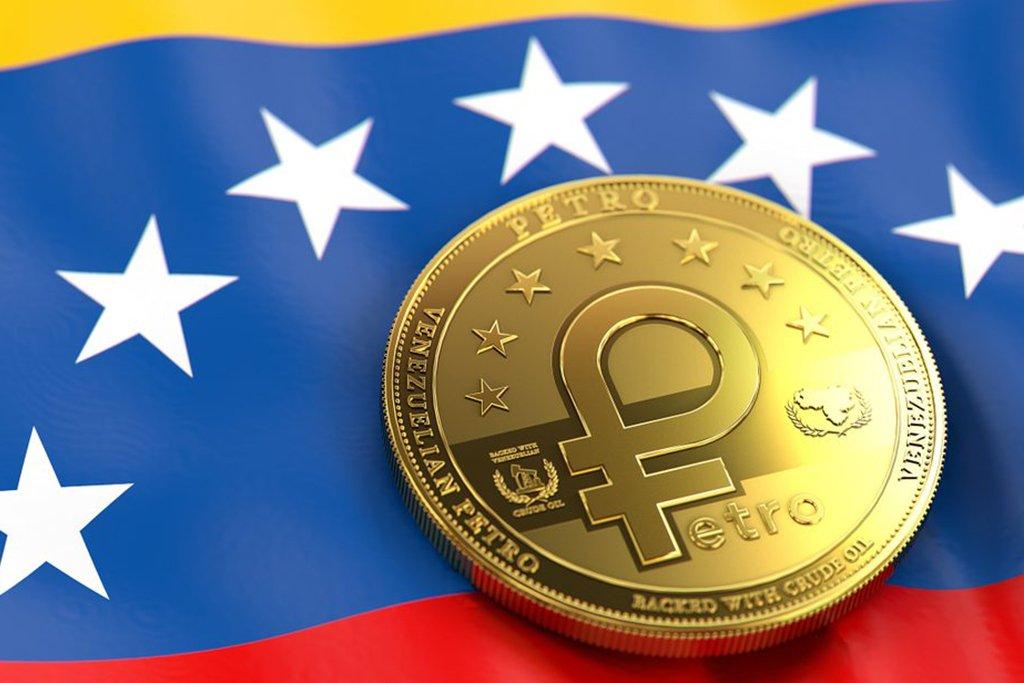 Жители Венесуэлы смогут платить налоги цифровой валютой Petro