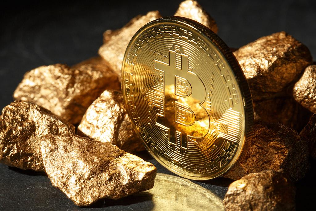 Ведущие эксперты разошлись в оценках, что лучше — золото или биткоин