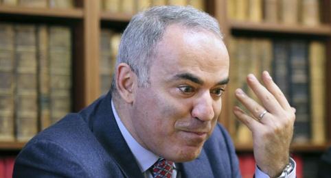 Гарри Каспаров: Биткоин – это естественный выбор для защиты от посягательств на права человека