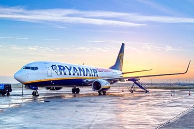 Авиакомпания Ryanair: Никогда не вкладывали и не вложим в биткоин и цента
