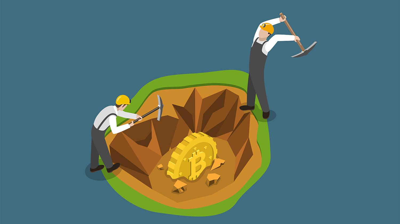 Доходность майнинга биткоина в октябре выросла на 8%. Все из-за роста комиссий в сети