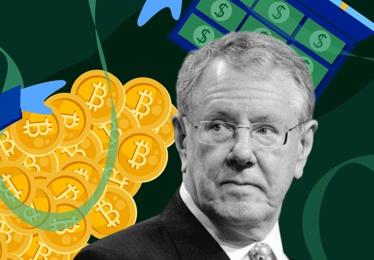 Стив Форбс: Биткоин - защита от нестабильной экономики